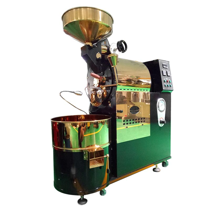 Commercial Coffee Roasting Equipment
